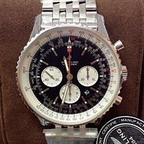 Breitling Navitimer 01 (46 MM) Steel 46mm Black No numerals United Kingdom, Wilmslow