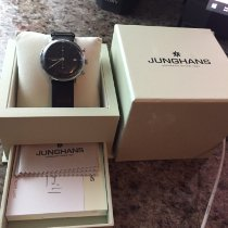 Junghans Steel 40mm Automatic 027/4601.00 pre-owned United States of America, Texas, San Antonio