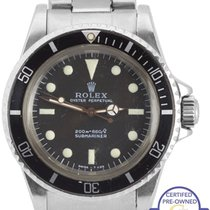 Rolex 5513 Steel Submariner (No Date) 40mm pre-owned United States of America, New York, Massapequa Park