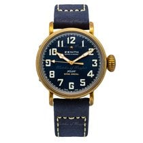 Zenith Pilot Type 20 Extra Special Bronze 40mm Blue