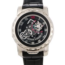 Ulysse Nardin Freak White gold 45mm Transparent United States of America, Pennsylvania, Southampton
