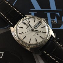 Omega Constellation Day-Date Steel 35mm Silver No numerals United States of America, Washington, Woodinville