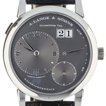A. Lange & Söhne Lange 1 White gold 38.5mm Black United States of America, Illinois, BUFFALO GROVE