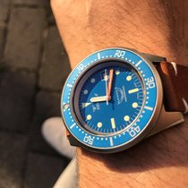 Squale Steel 42mm Automatic 1521.026 pre-owned