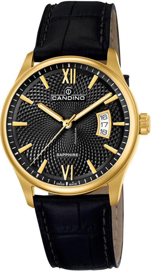 C46933 Candino Classic Timeless Herrenarmbanduhr Candino AS5jcLq34R