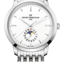 Girard Perregaux pre-owned Automatic 40mm White Sapphire crystal