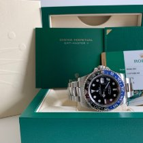 Rolex GMT-Master II 116710BLNR Steel 2018 GMT-Master II 40mm pre-owned United States of America, New Jersey, Edgewater