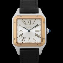 Cartier Santos (submodel) new Quartz Watch with original box and original papers W2SA0011