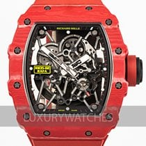 Richard Mille Carbon 45mm Automatic RM35-02 pre-owned