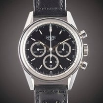 TAG Heuer Carrera pre-owned Leather