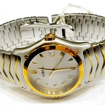 Ebel Classic Gold/Steel 38mm White United States of America, California, Los Angeles