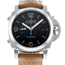 Panerai Luminor 1950 3 Days Chrono Flyback PAM 524 2010 pre-owned