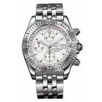 Breitling Chronomat Evolution new Automatic Chronograph Watch with original box and original papers A1335611/G569