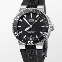 Oris Aquis Date 01 733 7653 4154-07 4 26 34EB new