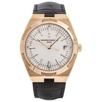Vacheron Constantin Overseas Rose gold 41mm Silver United Kingdom, London