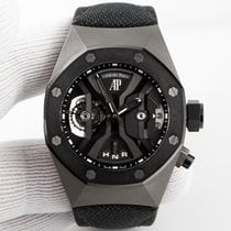 Audemars Piguet 26560IO.OO.D002CA.01 Titanium Royal Oak Concept new