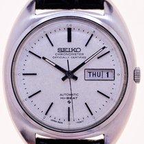 Seiko Mans Automatic Wristwatch, Chronometer Hi-Beat
