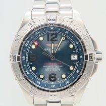 Breitling Superocean Steelfish GMT (FULL SET)