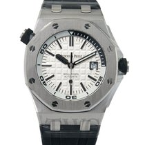 オーデマ・ピゲ (Audemars Piguet) Royal Oak Offshore Diver Silver...