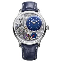 Maurice Lacroix Masterpiece Gravity Stahl 43mm