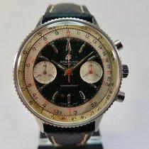 Breitling 808 Acero 1969 Chronomat 36mm usados