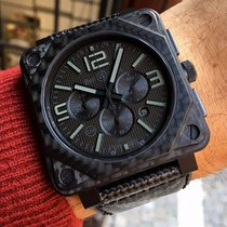 Bell & Ross Carbon Fiber Phantom Limited Edition 500