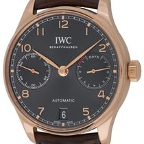IWC : Portugieser Automatic 7 Day Power Reserve :  IW500702 : ...