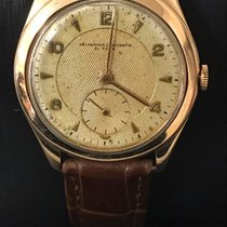 Vacheron Constantin classic vintage gold pink ref. 326759