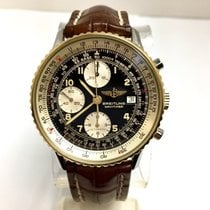 Breitling NAVITIMER Chronograph Automatic 18K Yellow Gold...