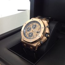 Audemars Piguet Royal Oak Offshore Chronograph UK watch August...