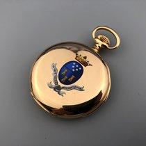 Patek Philippe 百达翡丽 quarter repeating pocket watch