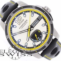 Chopard G.P.M.H Power Control Chronometer Titanium & Steel...