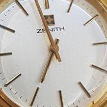 Zenith Acier Remontage manuel Zenith Meccanico Cal 2572C Elettroplaccato TopCondition 35mm occasion
