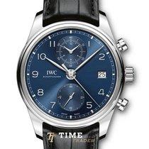 IWC Portuguese Chronograph IW390303 2020 nouveau