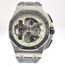 Audemars Piguet Royal Oak Offshore Tourbillon Chronograph Titanio 44mm