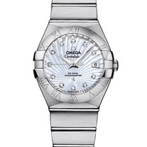 Omega Constellation Ladies 123.10.27.20.55.001 2020 новые