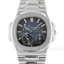 Patek Philippe Nautilus Moonphase Stainless Steel 37MM