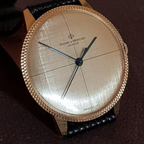 """Baume & Mercier Gold """"Museum"""" Iconic  watch 1960 rare model"""