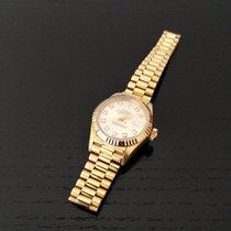 Rolex Lady-Datejust Gelbgold 26mm Weiß Deutschland, Köln