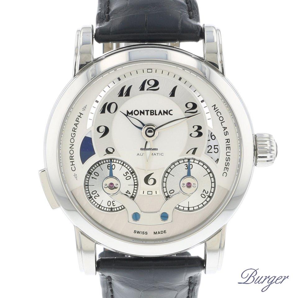 Montblanc часы все модели