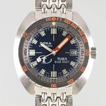 Doxa Steel 43mm Automatic Tusa pre-owned United Kingdom, London