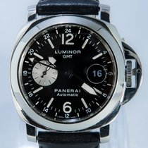 Panerai Luminor GMT Automatic rabljen 44mm Zeljezo