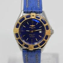 Breitling Lady J Gold/Stahl 31mm Blau Keine Ziffern Deutschland, Hamburg