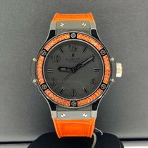 Hublot Big Bang Tutti Frutti Ceramic 38mm Black