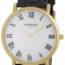 Longines Présence Yellow gold 37mm White United States of America, New York, Monsey