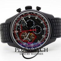 Zenith El Primero Chronomaster pre-owned 45mm Black Chronograph Date Tachymeter Rubber