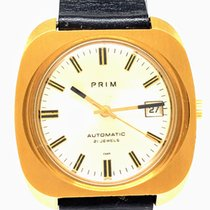 Prim Steel 37mm Automatic 96 009 3 pre-owned