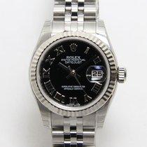 Rolex Lady-Datejust 179174 Nu a fost purtat Aur/Otel 26mm Atomat