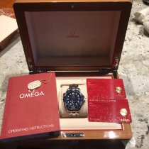Omega pre-owned Automatic 42mm Blue Sapphire Glass 30 ATM