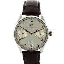 IWC Portuguese Automatic IW500114 new